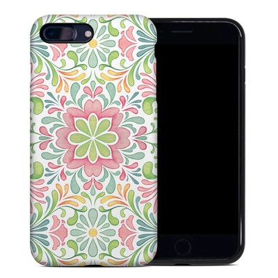Apple iPhone 7 Plus Hybrid Case - Honeysuckle