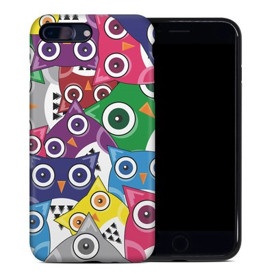 Apple iPhone 7 Plus Hybrid Case - Hoot