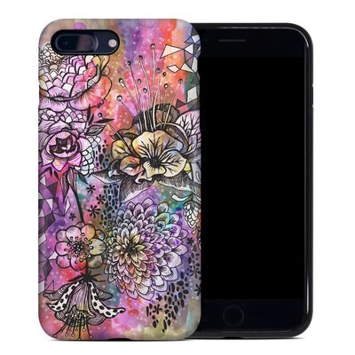 Apple iPhone 7 Plus Hybrid Case - Hot House Flowers