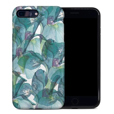 Apple iPhone 7 Plus Hybrid Case - Iris Petals