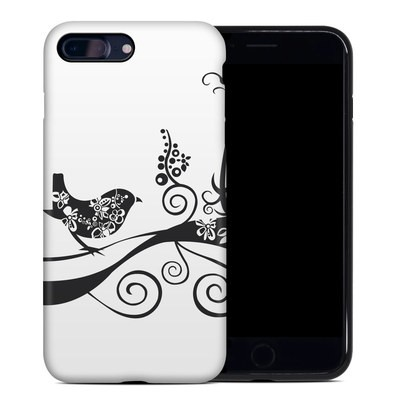 Apple iPhone 7 Plus Hybrid Case - Little Curly