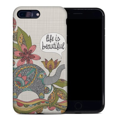 Apple iPhone 7 Plus Hybrid Case - Life is Beautiful