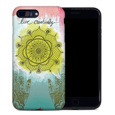 Apple iPhone 7 Plus Hybrid Case - Live Creative