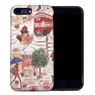 Apple iPhone 7 Plus Hybrid Case - London