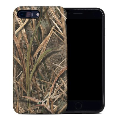 Apple iPhone 7 Plus Hybrid Case - Shadow Grass Blades