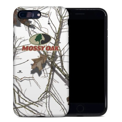 Apple iPhone 7 Plus Hybrid Case - Break-Up Lifestyles Snow Drift