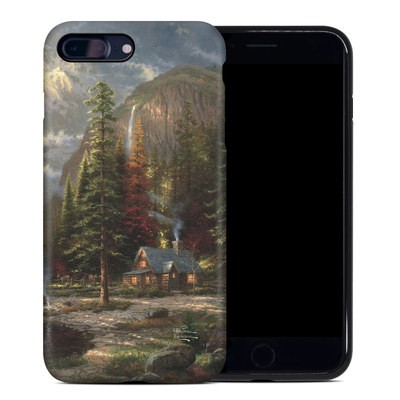 Apple iPhone 7 Plus Hybrid Case - Mountain Majesty