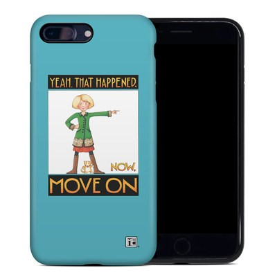 Apple iPhone 7 Plus Hybrid Case - Move On