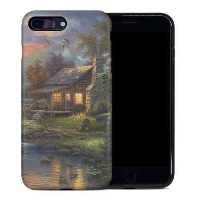 Apple iPhone 7 Plus Hybrid Case - Natures Paradise
