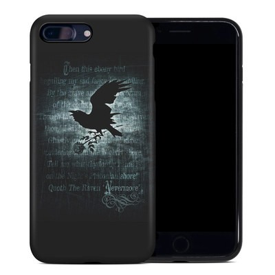 Apple iPhone 7 Plus Hybrid Case - Nevermore