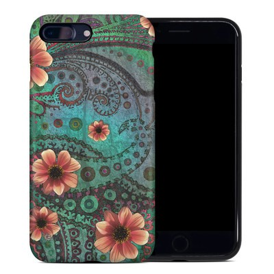 Apple iPhone 7 Plus Hybrid Case - Paisley Paradise