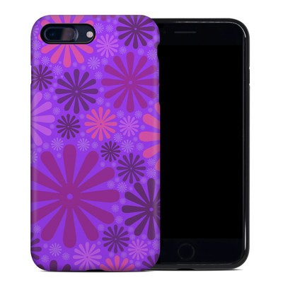 Apple iPhone 7 Plus Hybrid Case - Purple Punch