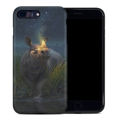 Apple iPhone 7 Plus Hybrid Case - Rhinoceros Unicornis