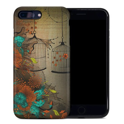 Apple iPhone 7 Plus Hybrid Case - Rusty Lace
