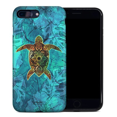 Apple iPhone 7 Plus Hybrid Case - Sacred Honu