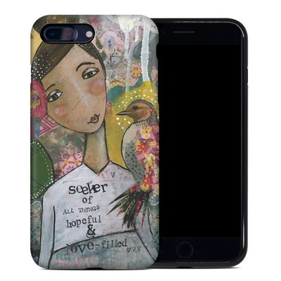 Apple iPhone 7 Plus Hybrid Case - Seeker of Hope
