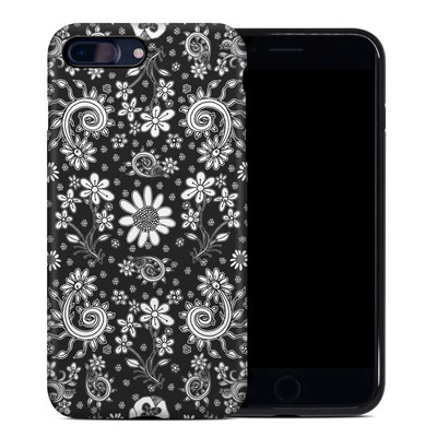 Apple iPhone 7 Plus Hybrid Case - Shaded Daisy