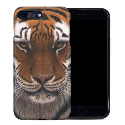 Apple iPhone 7 Plus Hybrid Case - Siberian Tiger