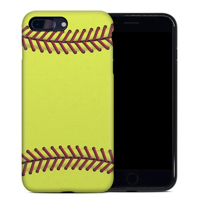 Apple iPhone 7 Plus Hybrid Case - Softball