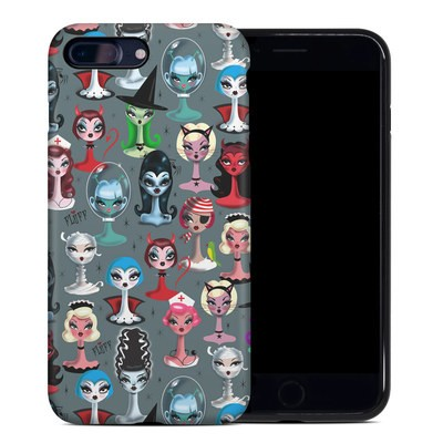 Apple iPhone 7 Plus Hybrid Case - Spooky Dolls