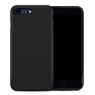 Apple iPhone 7 Plus Hybrid Case - Solid State Black