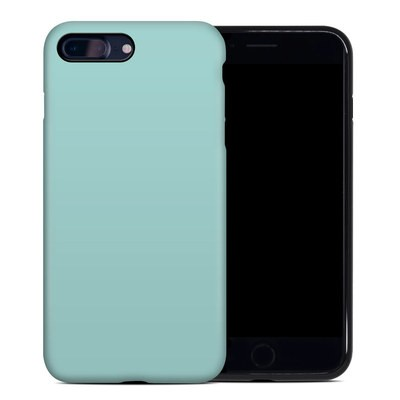 Apple iPhone 7 Plus Hybrid Case - Solid State Mint
