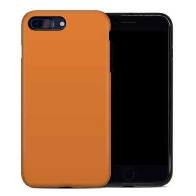 Apple iPhone 7 Plus Hybrid Case - Solid State Orange