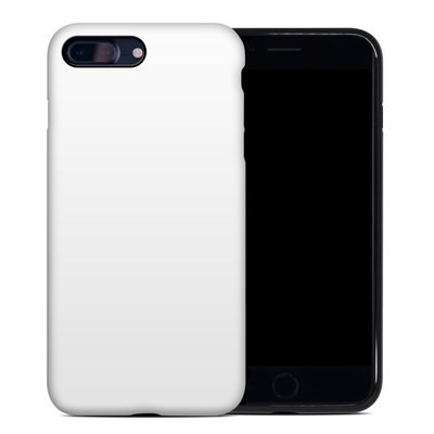 Apple iPhone 7 Plus Hybrid Case - Solid State White