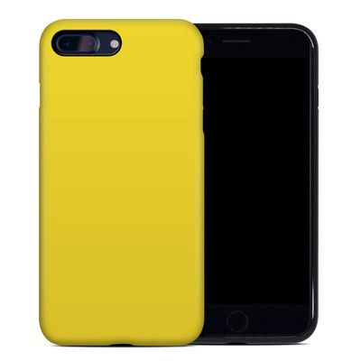 Apple iPhone 7 Plus Hybrid Case - Solid State Yellow
