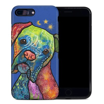Apple iPhone 7 Plus Hybrid Case - Sun Moon Stars