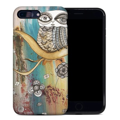 Apple iPhone 7 Plus Hybrid Case - Surreal Owl