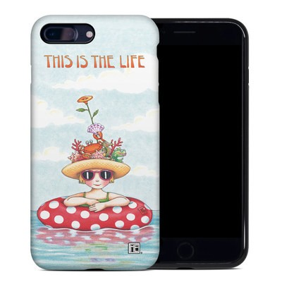Apple iPhone 7 Plus Hybrid Case - This Is The Life