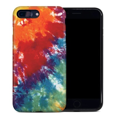 Apple iPhone 7 Plus Hybrid Case - Tie Dyed