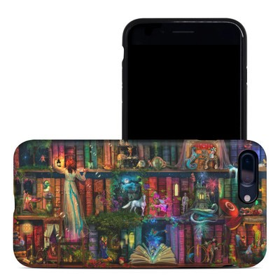 Apple iPhone 7 Plus Hybrid Case - Treasure Hunt