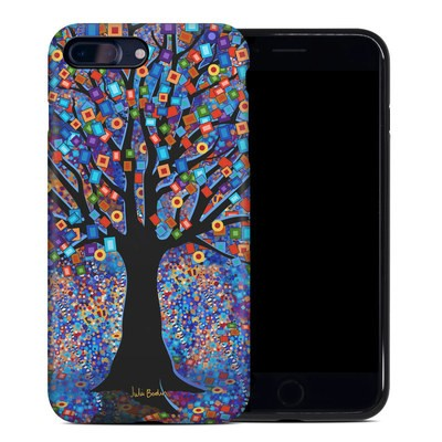 Apple iPhone 7 Plus Hybrid Case - Tree Carnival