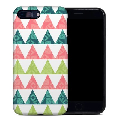 Apple iPhone 7 Plus Hybrid Case - Triangle Slice