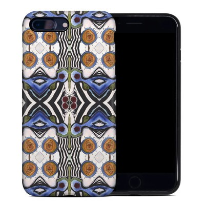 Apple iPhone 7 Plus Hybrid Case - Tribal Sun