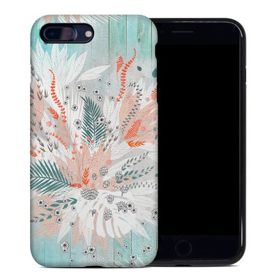 Apple iPhone 7 Plus Hybrid Case - Tropical Fern