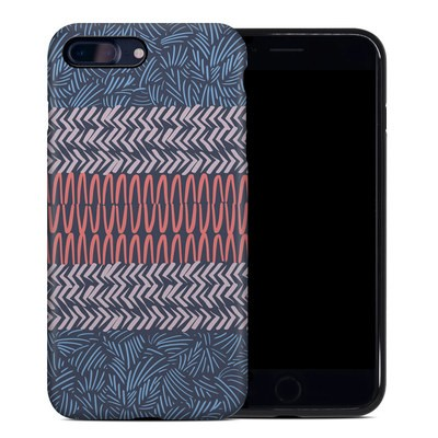 Apple iPhone 7 Plus Hybrid Case - Tropical Ocean