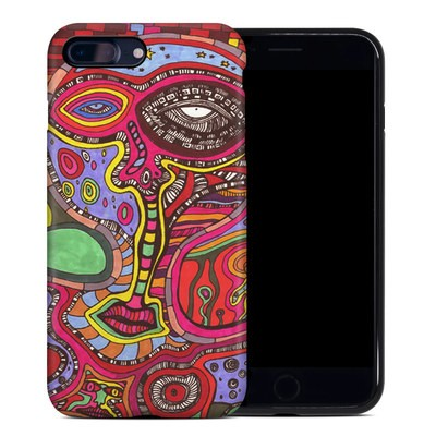 Apple iPhone 7 Plus Hybrid Case - The Wall