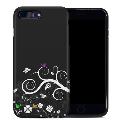 Apple iPhone 7 Plus Hybrid Case - Tweet Dark