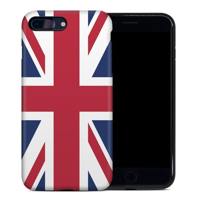 Apple iPhone 7 Plus Hybrid Case - Union Jack