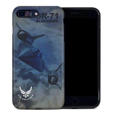 Apple iPhone 7 Plus Hybrid Case - Blackbird