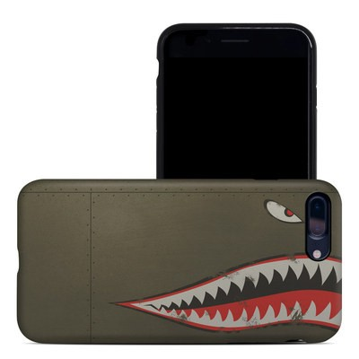 Apple iPhone 7 Plus Hybrid Case - USAF Shark