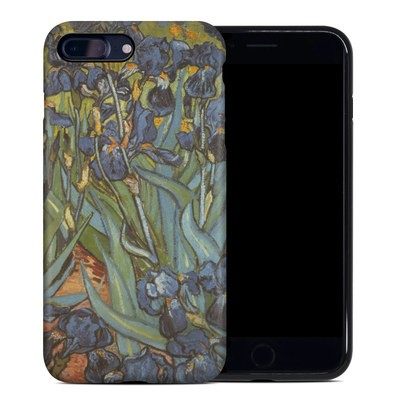 Apple iPhone 7 Plus Hybrid Case - Irises