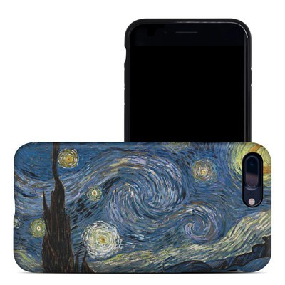 Apple iPhone 7 Plus Hybrid Case - Starry Night