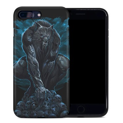 Apple iPhone 7 Plus Hybrid Case - Werewolf
