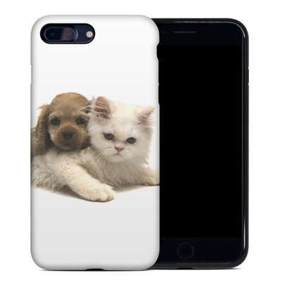 Apple iPhone 7 Plus Hybrid Case - Young Love