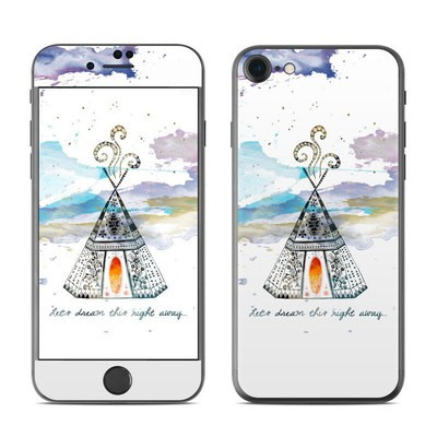 Apple iPhone 8 Skin - Boho Teepee