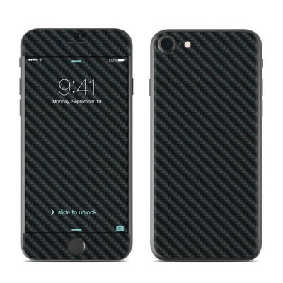 Apple iPhone 8 Skin - Carbon